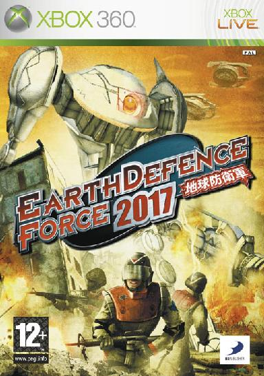 Descargar Earth Defence Force 2017 [English] por Torrent
